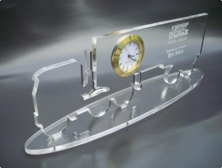 Reloj Acrilico Camion, San Miguel Artículos Publicitarios