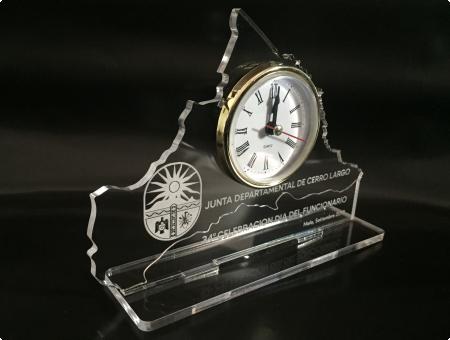Reloj Acrilico Personalizado 1, San Miguel Artículos Publicitarios