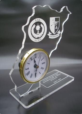 Reloj Acrilico Personalizado 2, San Miguel Artículos Publicitarios