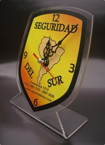 Reloj Acrilico Personalizado 5, San Miguel Artículos Publicitarios