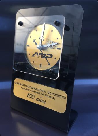 Reloj Acrilico Personalizado 7, San Miguel Artículos Publicitarios